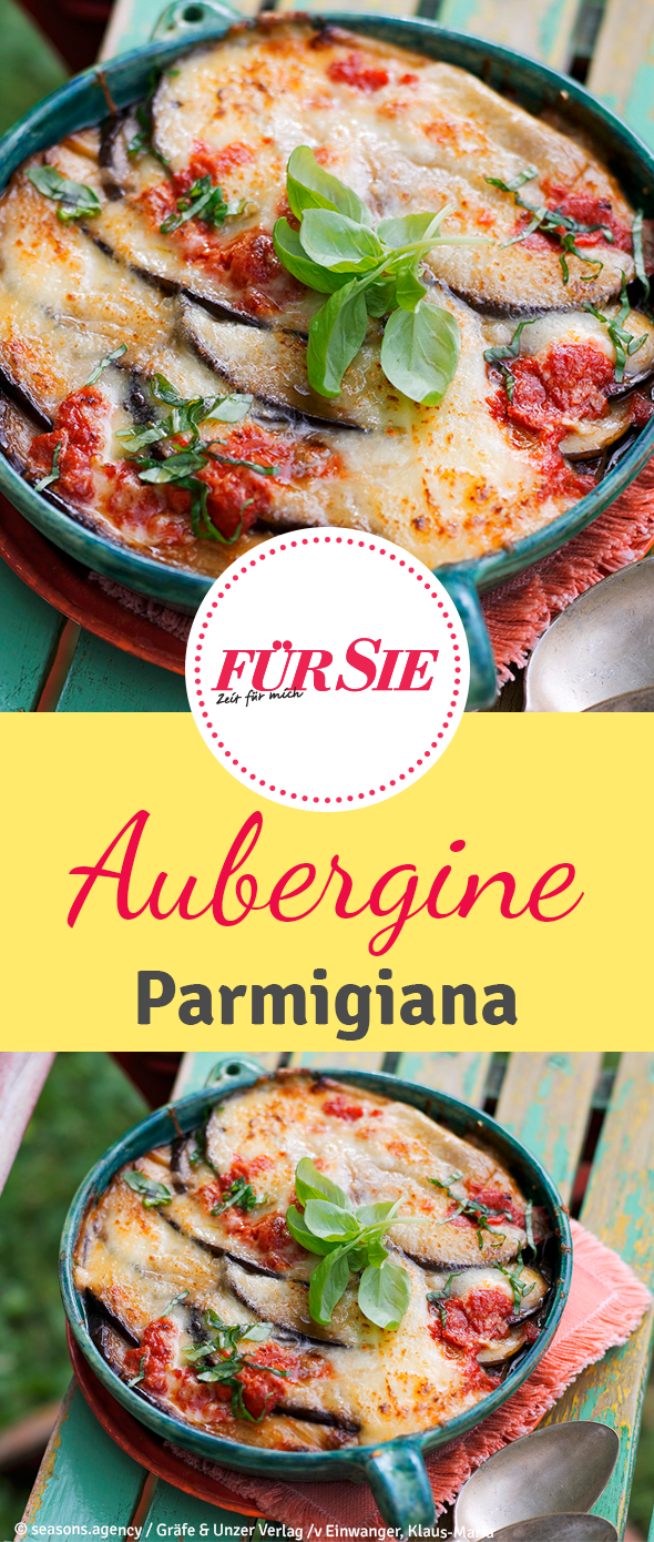 italienische aubergine parmigiana food pinterest essen gem se und berbacken. Black Bedroom Furniture Sets. Home Design Ideas