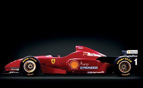 Asprey Logos For Ferrari F1 1996 1998 Past Projects Pinterest