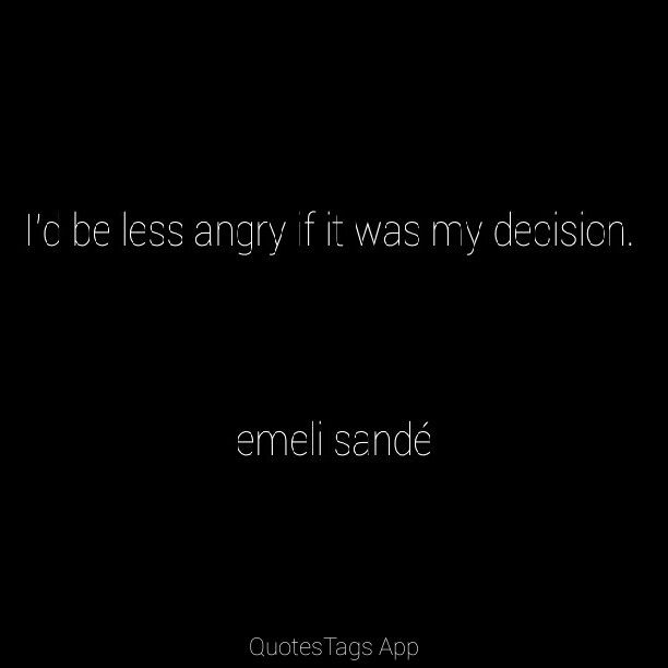 If it was my decision
