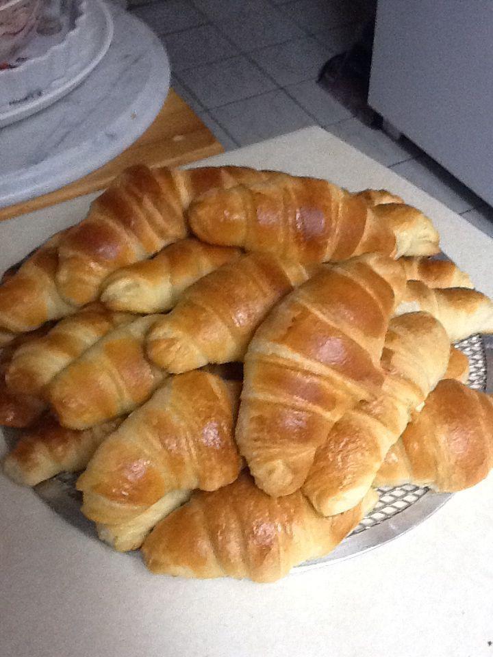 Croissants by JC Pautler
