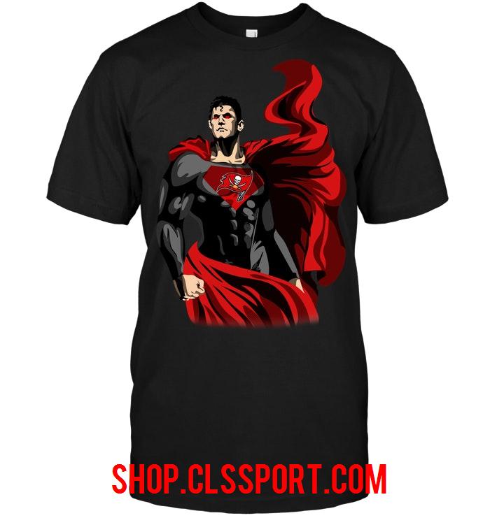 DC Superman Buccaneers Sports Apparel 11bffd3e7