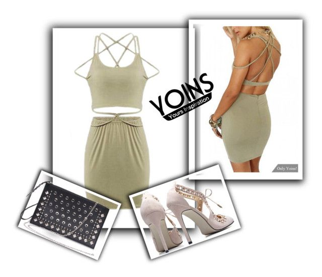 """""""yoiNs"""" by alma-j ❤ liked on Polyvore featuring yoins"""