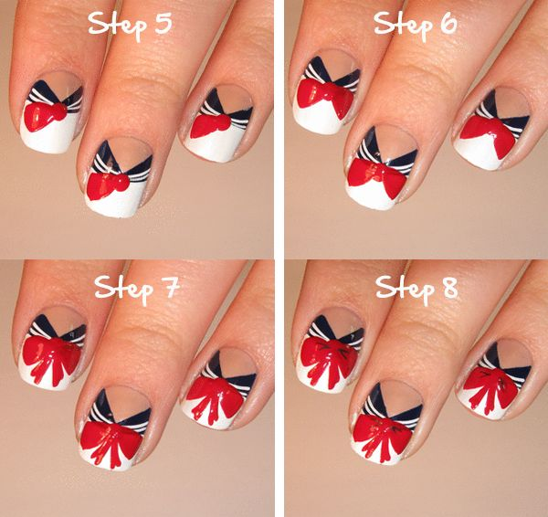 Nail designs you can do yourself moon manicure manicure and makeup nail designs you can do yourself prinsesfo Choice Image