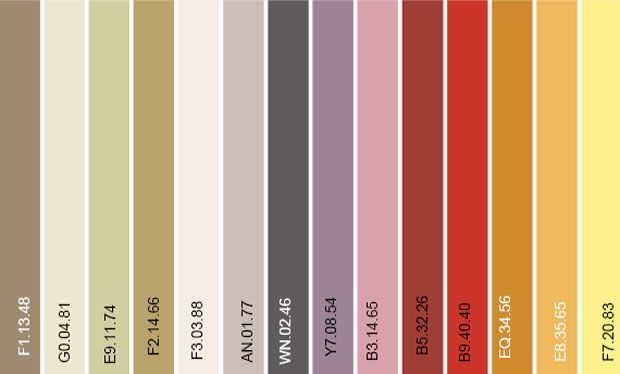 Bruguer Sweet Memory Jpg 620 374 Carta De Colores Colores Colores Exteriores