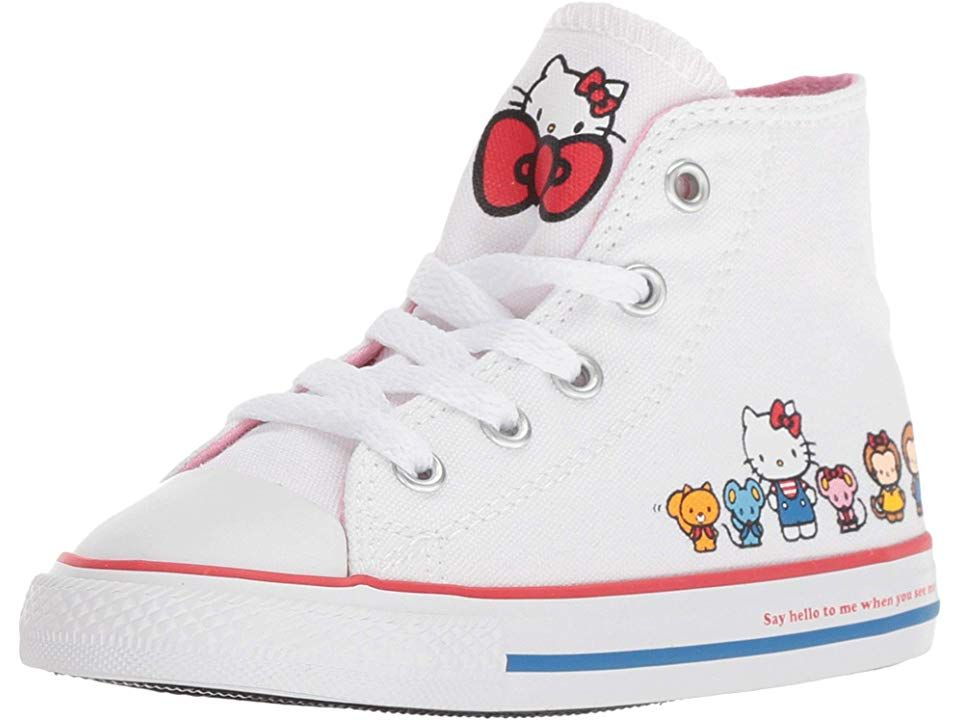 Converse Kids Hello Kitty(r) Chuck