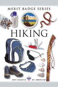 Hiking Merit Badge Worksheet