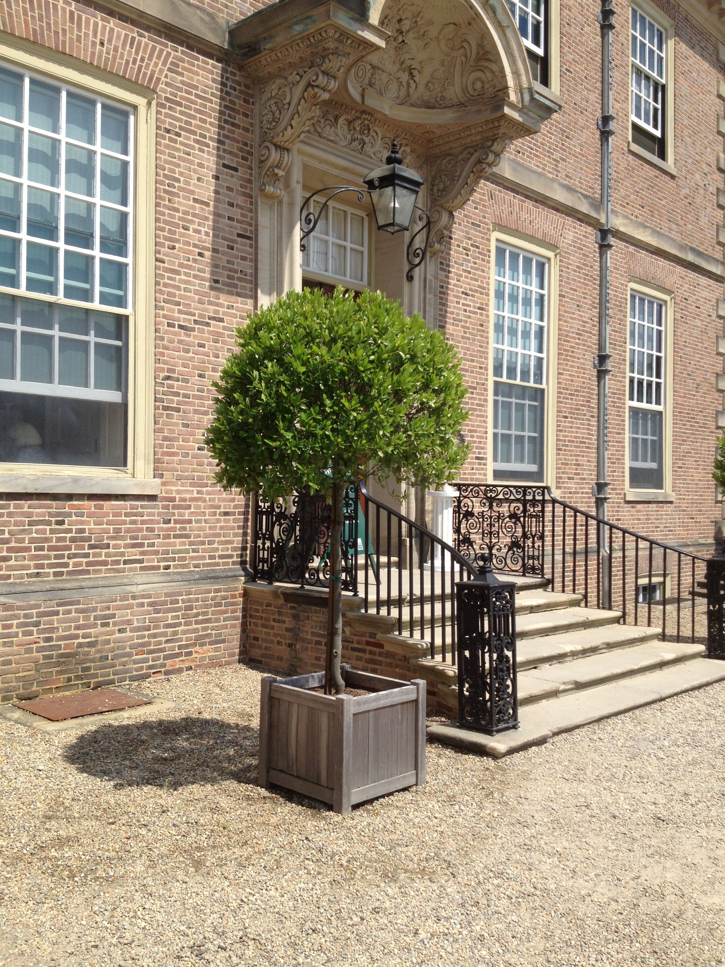 Crane Estate Entrance Crane estate, Patio, Outdoor decor