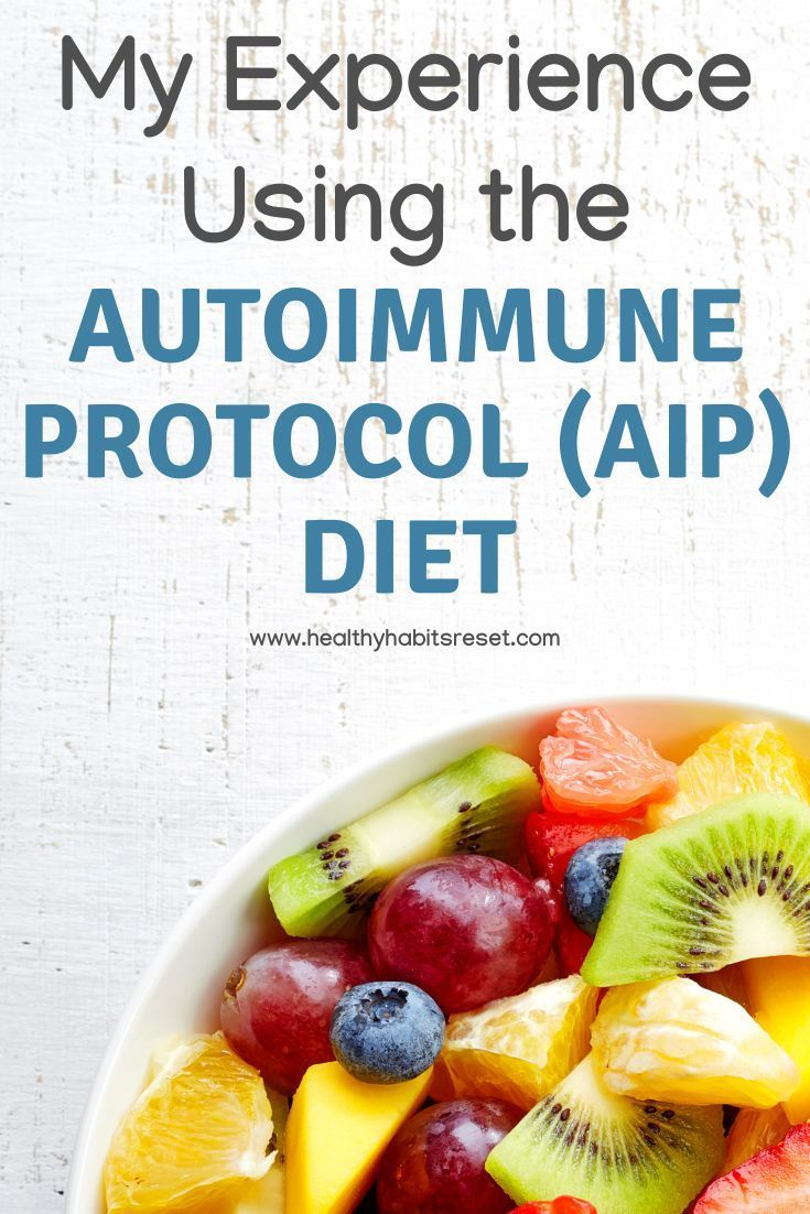 Does the Autoimmune Protocol Diet Work? My Personal ...