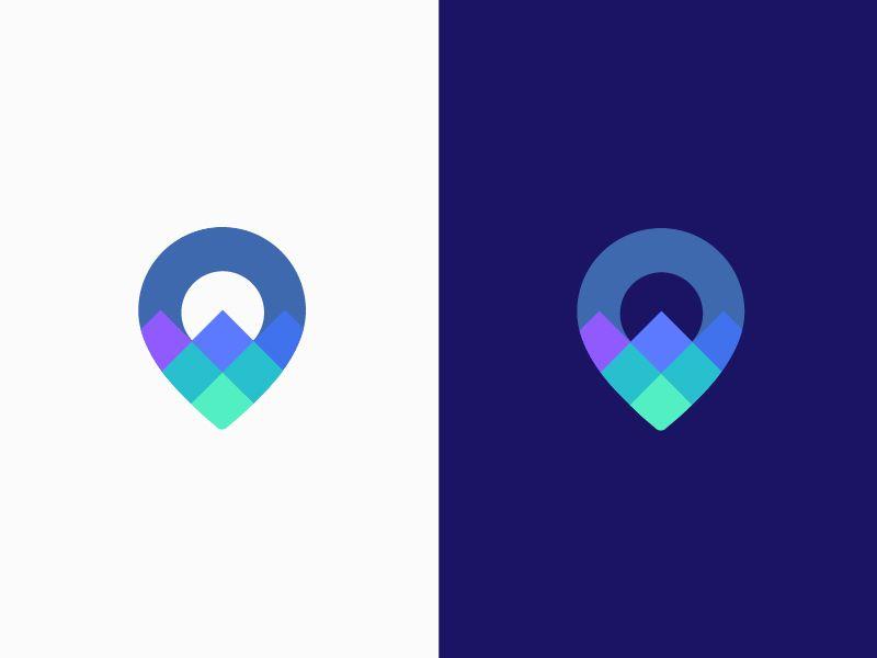 Logo Recup Localisation Logo Design H Monogram Tech Logos