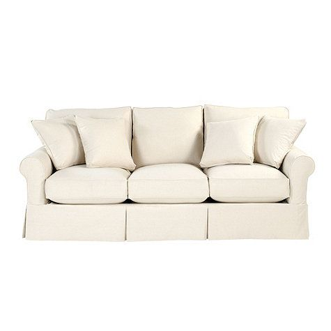 Beau Baldwin Sofa From Ballard Designs. Same Sofa As The Arhaus Wake Ivory/ Baldwin. That Means Same Replacement Slipcover For 1/2 The Price.