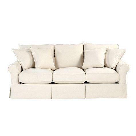 Tufted Sofa Sofa Option in Bark Twill Baldwin Sofa Slipcover Special Order Fabrics