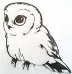 Owl tattoo by ~pottercreep2nd on deviantART