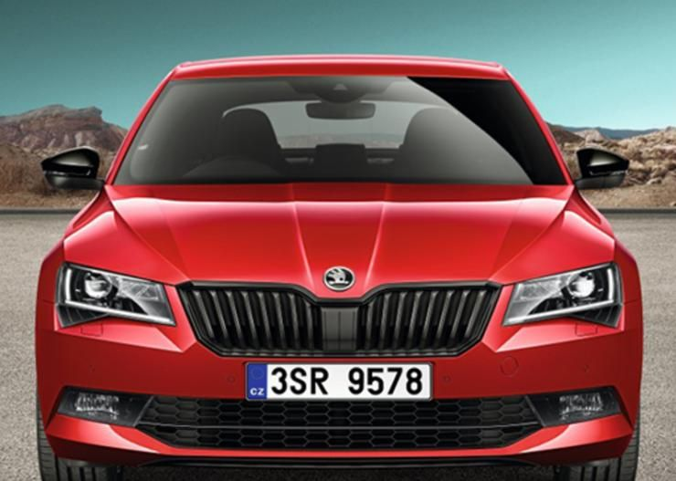 Skoda Superb Sportline Launched In India Automobile Industry