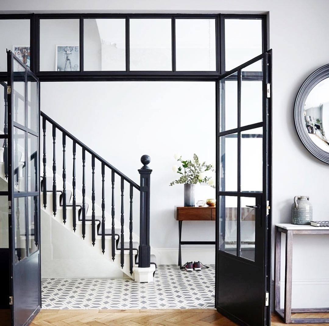 Kathleen Field Utah Designer On Instagram How About Some Beautiful Steel Doors And A Pretty Entry To Start Off Your Sunday Mornin Home Internal Doors House