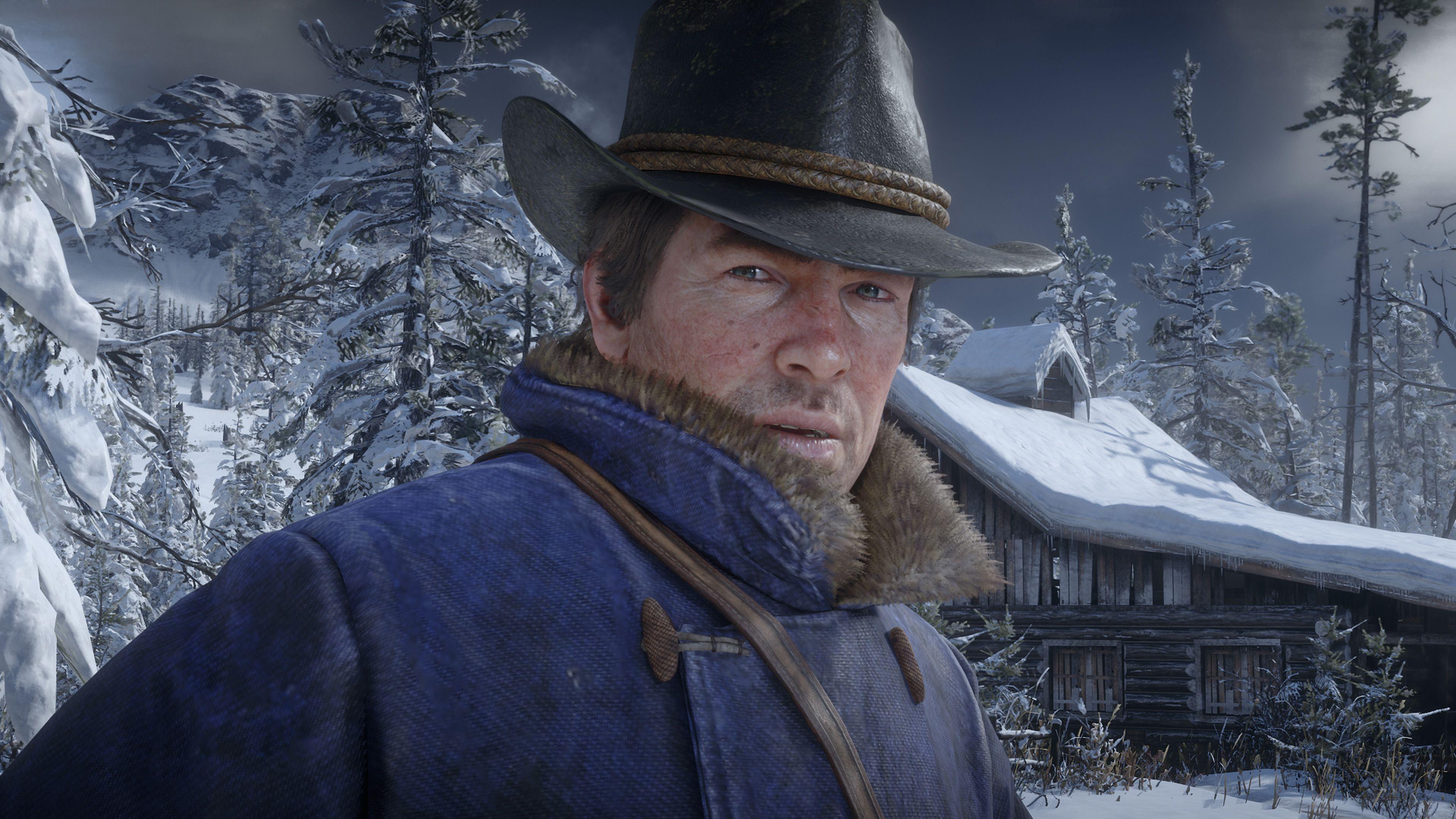 Пін на дошці «Red Dead Redemption 2»