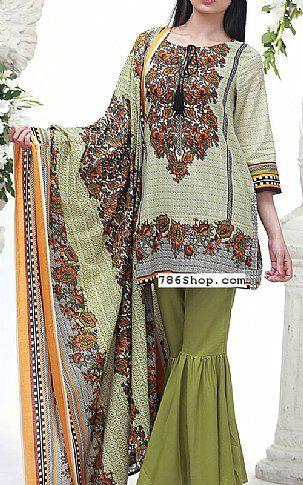 39f7662c21 Pistachio Lawn Suit | Buy Lala Dresses | Paki fashion | Dresses ...