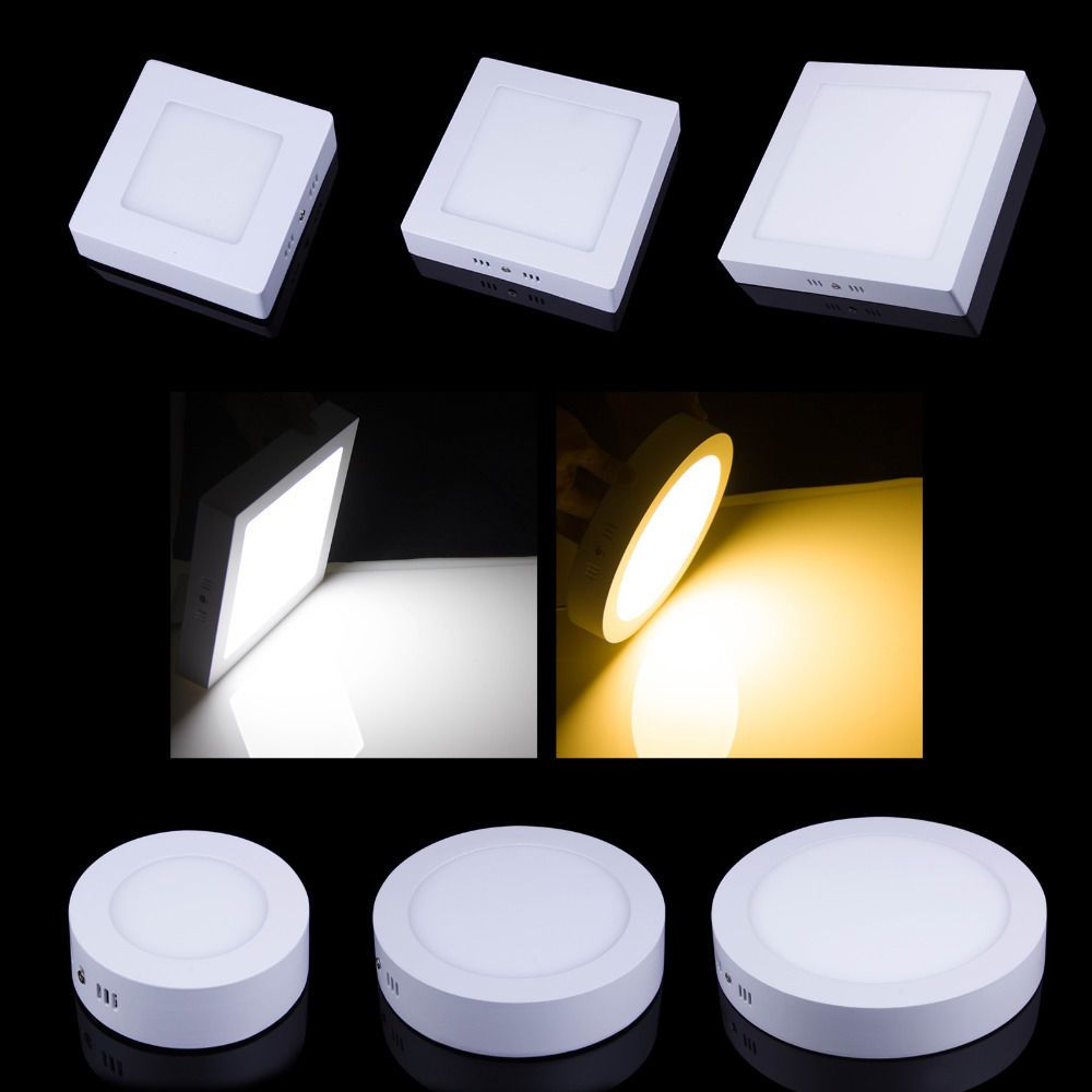 Led Panel Light With Images Downlights