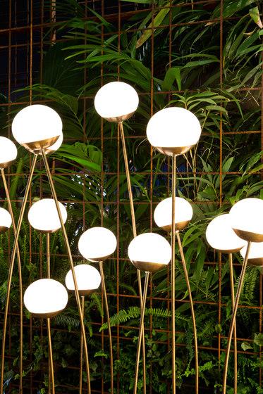 10th Prato Fiorito Light Outdoor Floor Lights From Exteta