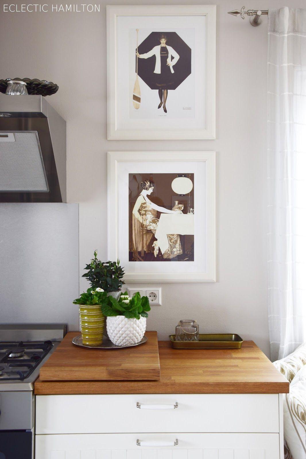 Frühlingsdeko Für Die Küche. Dekoideen Für Eine Frühlingshafte Gestaltung. Deko  Dekoration Frühjahrsblüher Tulpen Bellies