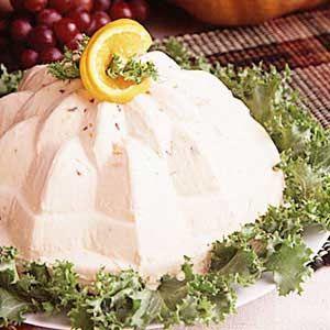 Buttermilk Orange Salad Recipe Gelatin Salad Orange Salad Orange Jello Salads