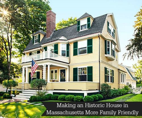 Cool Restoring An Old Clapboard House From The 1800S In Concord Download Free Architecture Designs Griteanizatbritishbridgeorg