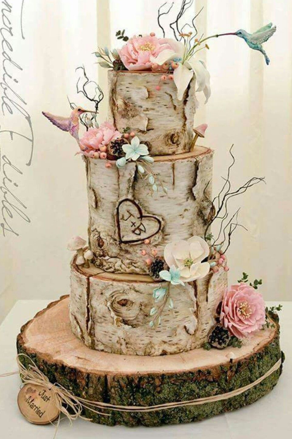 Pin by Bonnie Wang on Weddings Themed wedding cakes
