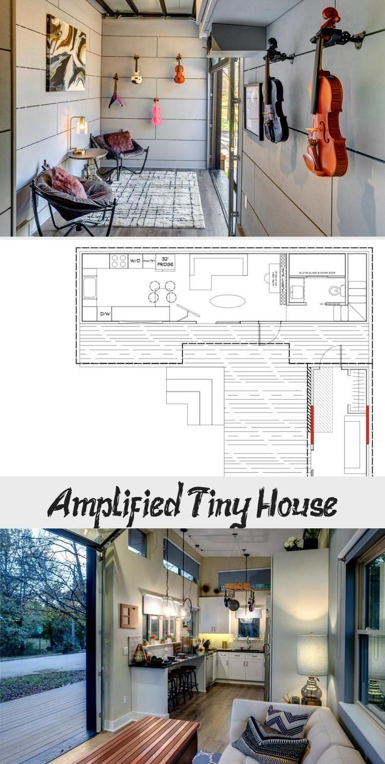 Amplified Tiny House In 2020 Cabin Decor Updating House