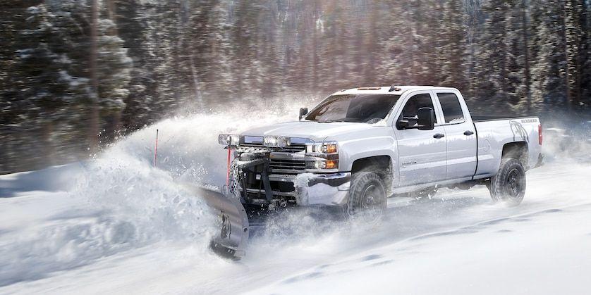2018 Silverado Hd Heavy Duty Truck Performance Alaskan Edition