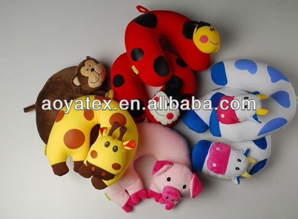 Animal Neck Pillow Pattern Free : Animal Shape Travel Neck Pillow - Buy Animal Pillow Patterns,Bead Pillow,Animal Shaped Pillow ...