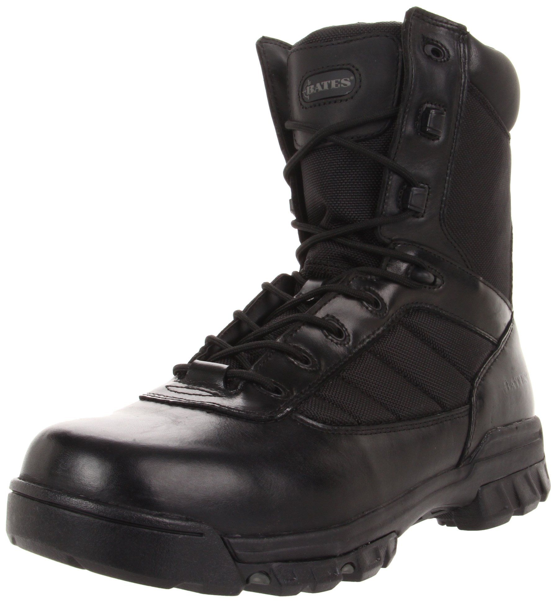 Bates mens ultralites 8 inches tactical sport side zip