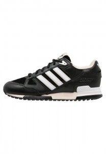 uk availability e417c 00c30 Online Prezzo Uomo Scarpe da sportive Adidas Originals ZX 750 nero bianco  osso