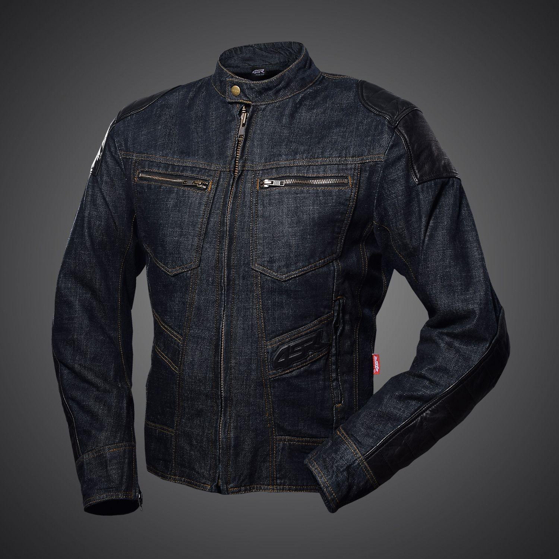 Rowdie Denim Jacket Motorcycle Jeans Jacket 4sr 2015