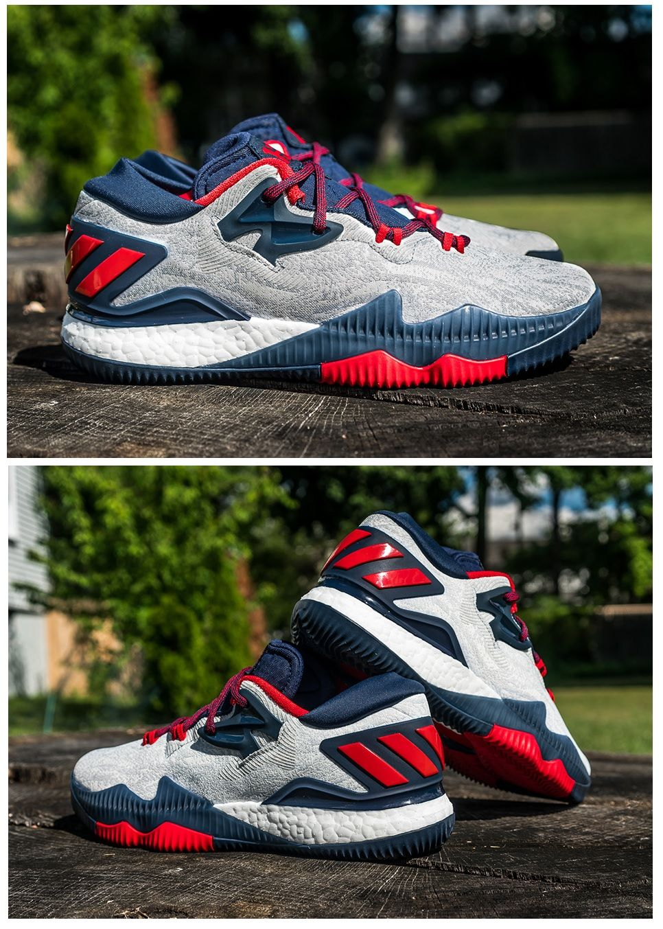 "pretty nice a76ae 25d1b adidas Crazylight Boost 2016 Low ""James Harden USA"""