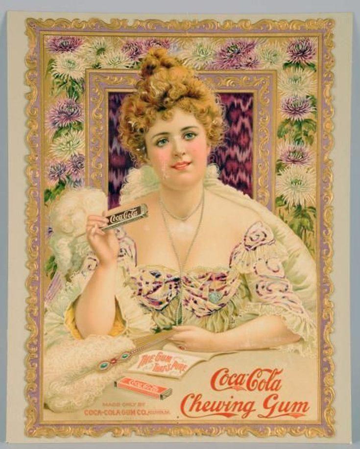 Coca-Cola Gum Advertising Rarities Bring Steep Prices