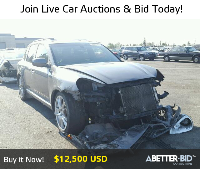 Pin by A Better Bid Car Auctions on Salvage Exotic and Luxury Cars