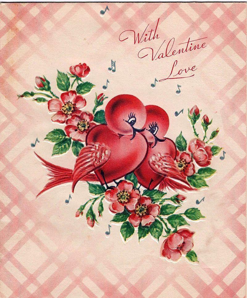 День валентин открытки расписать