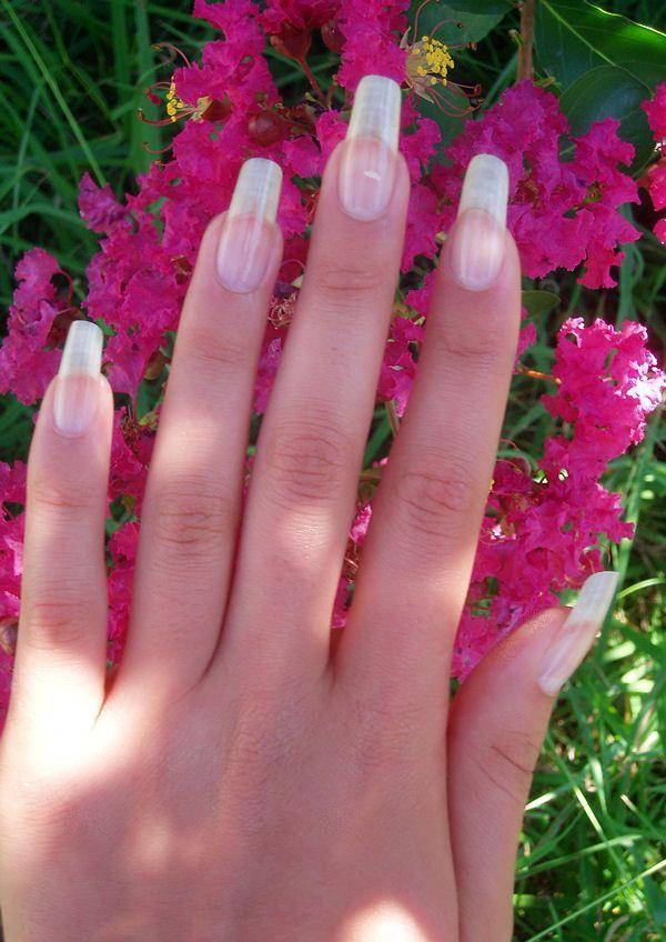 my nails 8 by Tartofraises   Natural nails   Pinterest   Nail art ...