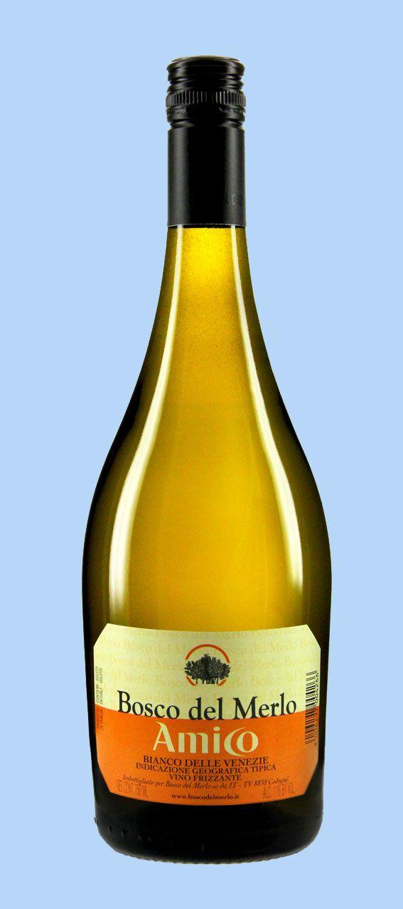 Bosco Del Merlo Amico Vino Bianco Frizzante Con Imagenes Vino