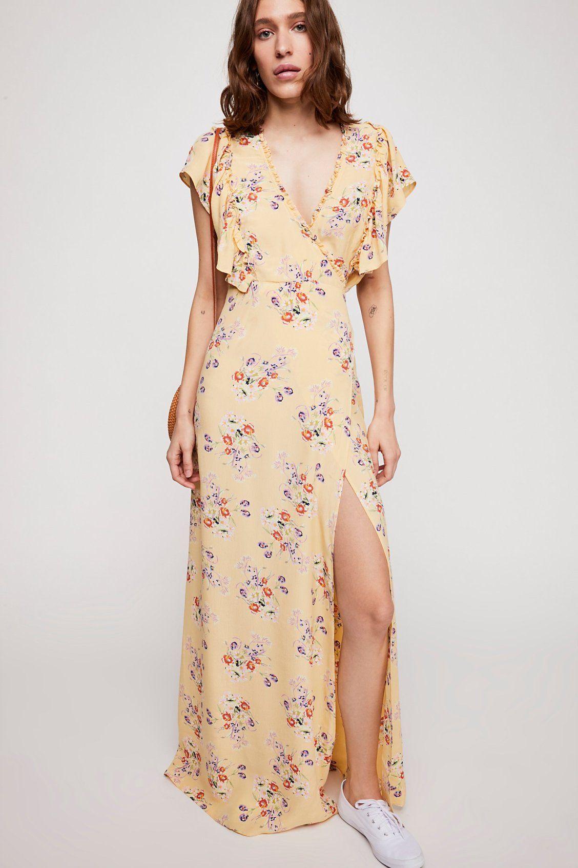 beb12ca27d16f Shiny Vintage Wrap Dress