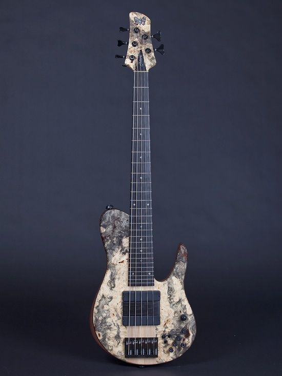 Fodera 5 bass