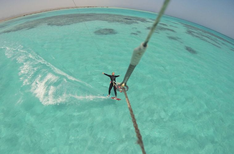 From kitesurf beginner to kiteboard pro how to learn