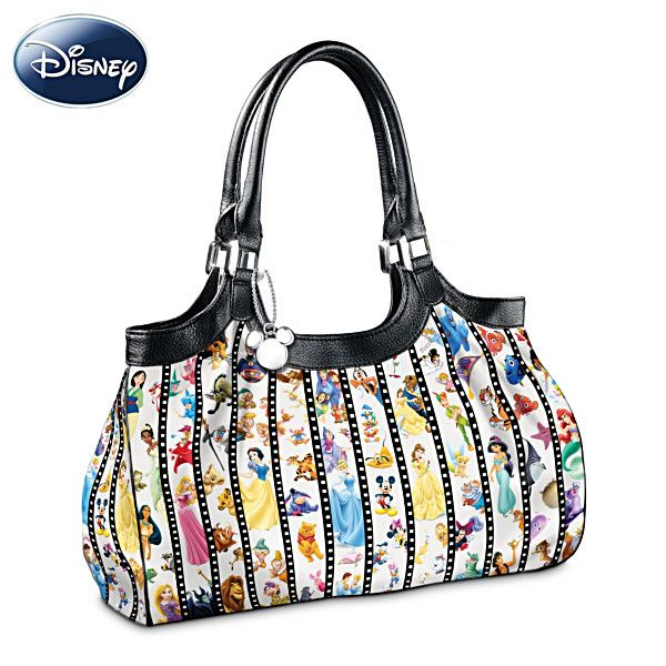 Disney Character Purse Has All My Favorite Characters