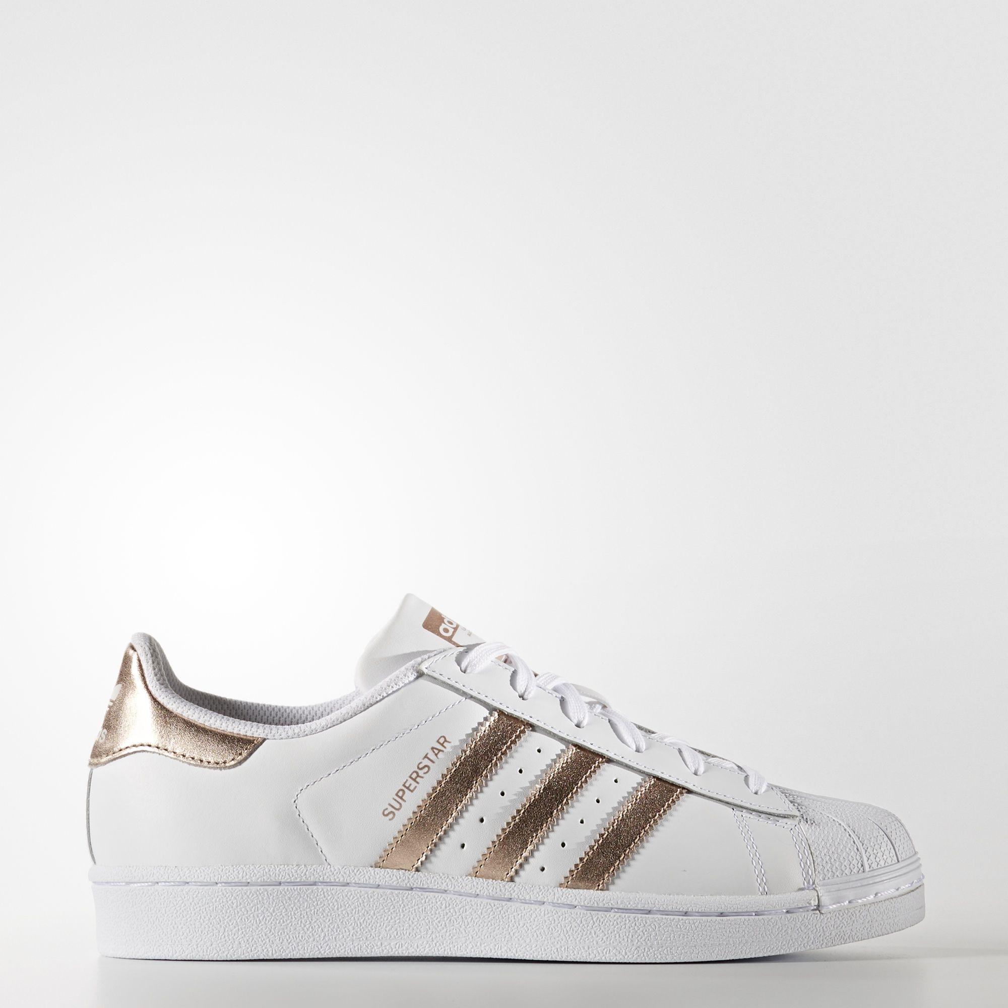 White - Superstar - Shoes | adidas UK