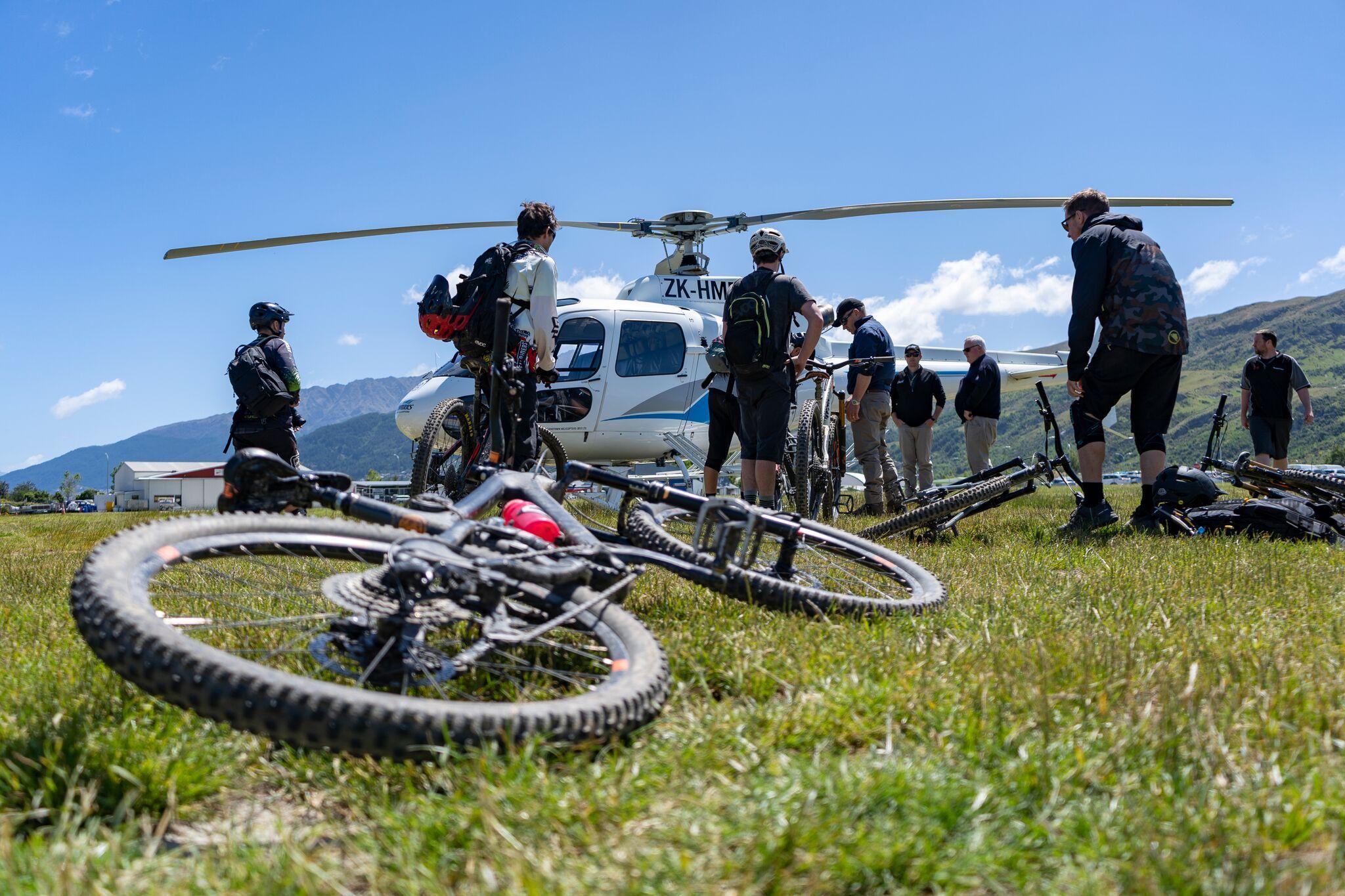 Queenstown Mtb Gravity Camp Queenstown Bike Tour Mtb Riding