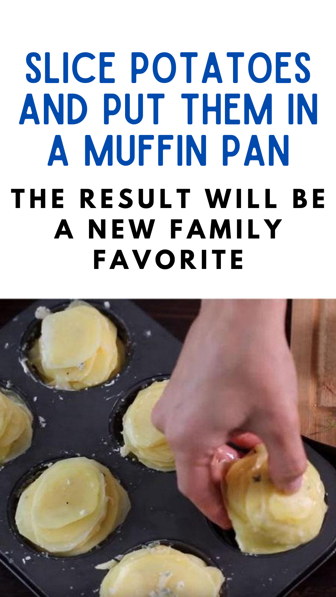 This Parmesan Potato Stacks Recipe Is A Crowd Plea