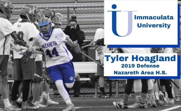 Connectlax Boys Recruit Nazareth Pa 2019 Def Hoagland Commits To Immaculata Https Toplaxrecruits Com Connectlax Boys Recruitment Boys Lacrosse Player