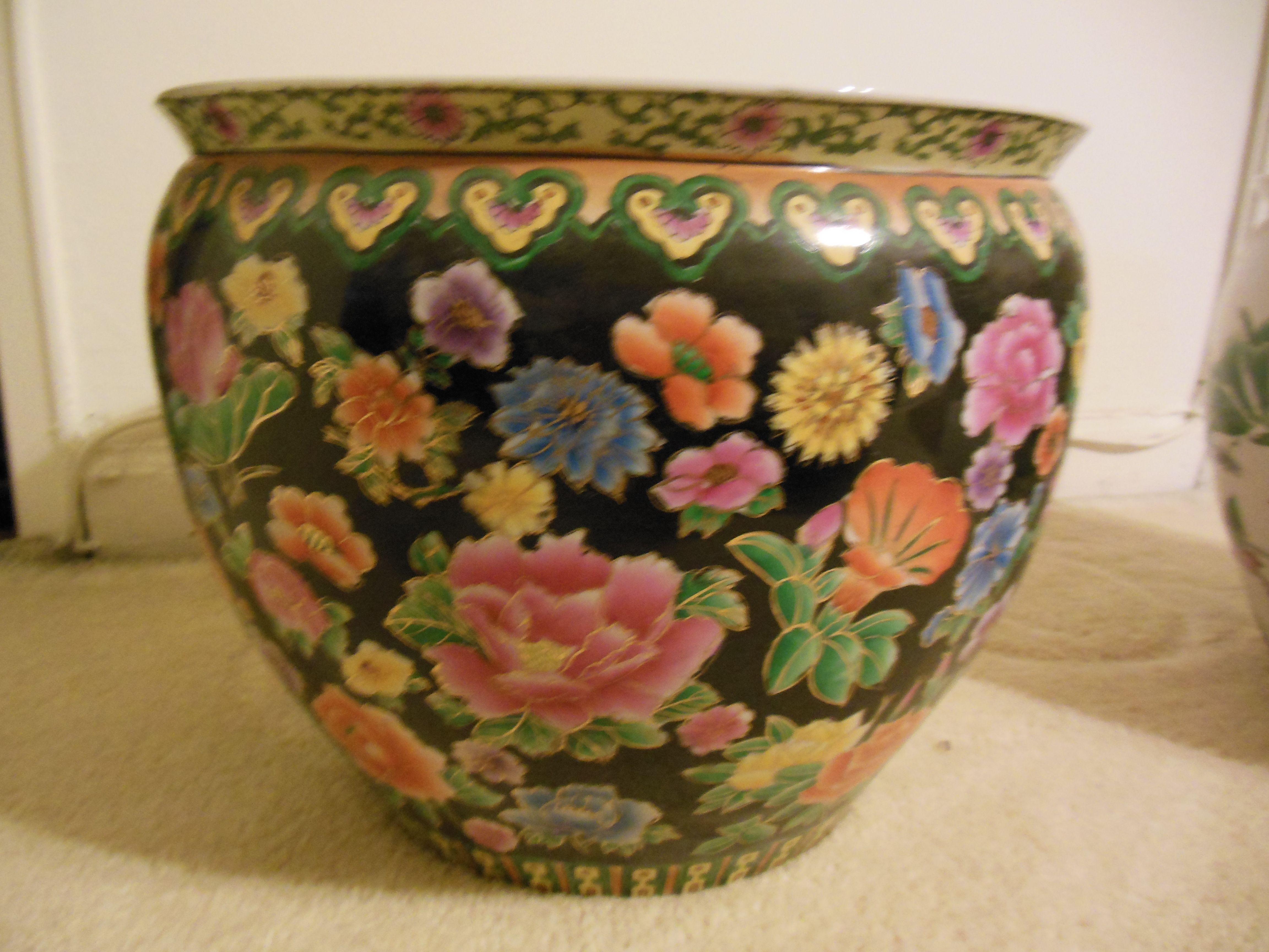 Beautiful ceramic planter home pinterest for Beautiful planters