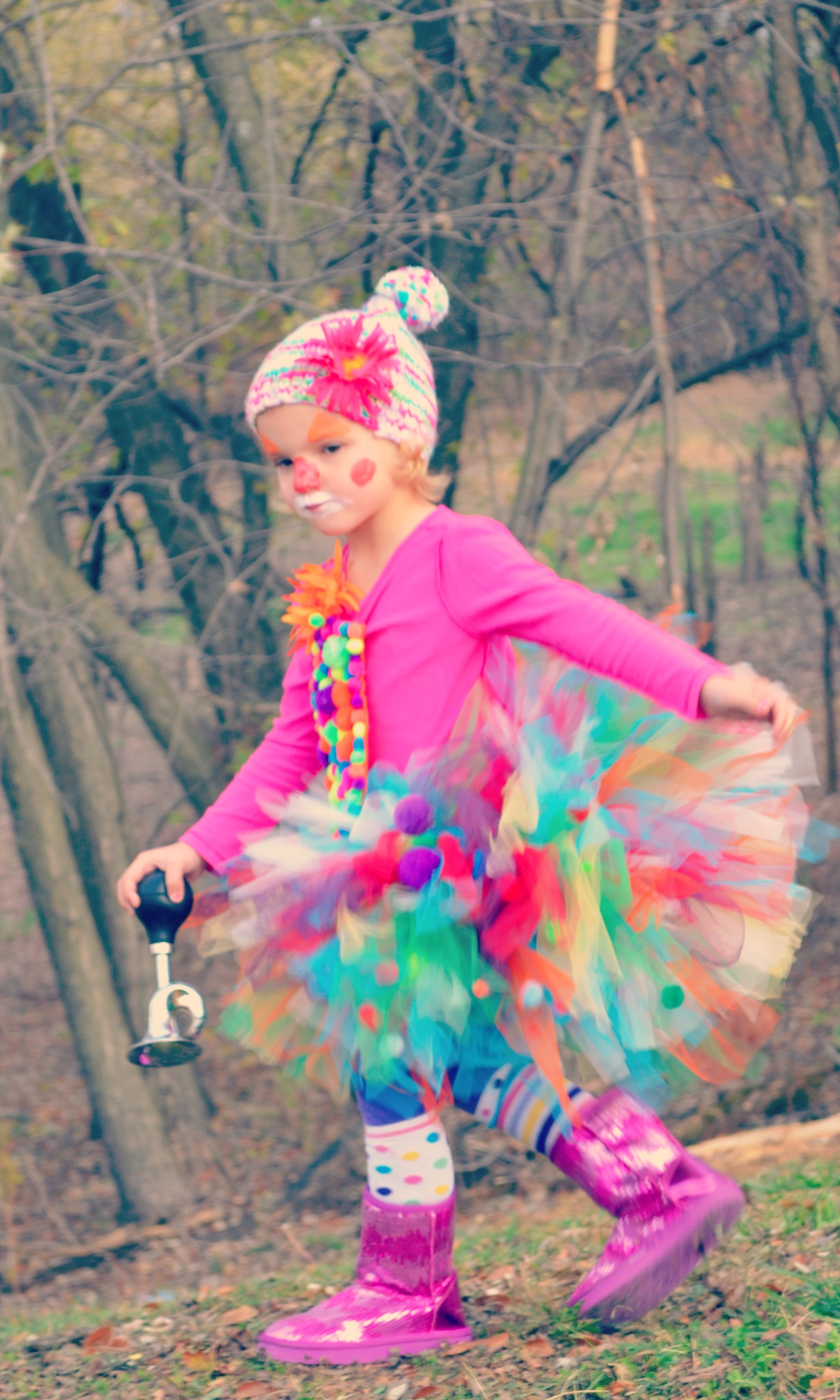 For the Most Colorful Easter Carnival Costume tomorrow
