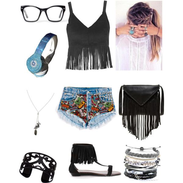 Untitled #51 by djcountingstars on Polyvore featuring polyvore, fashion, style, Topshop, J.J. Winters, Banana Republic, Domo Beads, Lisa August, Spitfire and Beats by Dr. Dre
