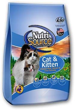 Cat food from nutrisource provides a natural formula suitable for cat forumfinder Choice Image